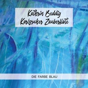 CD Cover Die Farbe Blau