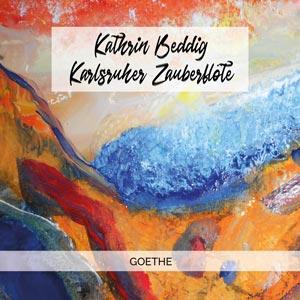 CD Cover Goethe
