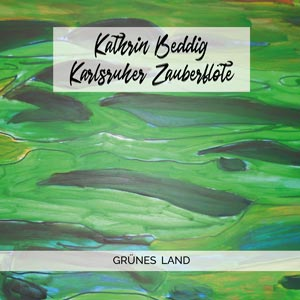 CD Cover Grünes Land