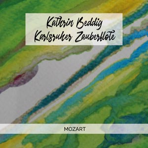 CD Cover Mozart