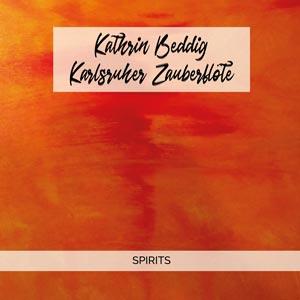 CD Cover Spirits