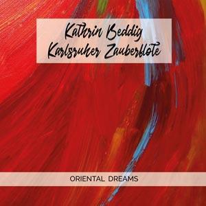 CD Cover oriental dreams